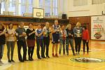 Basketbalisté ocenili všechny, kteří prošli BK Strakonice.