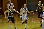 II. liga ženy: Strakonice B - HB Praha 93:74 (38:33).