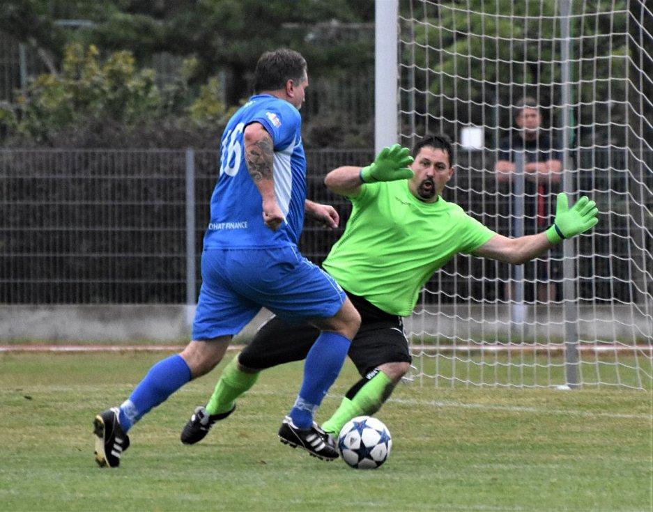 Balvani Strakonice - Junior Strakonice B 0:3.