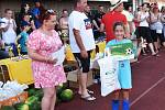Strakon Cup přinesl výborný fotbal v podání těch nejmenších.