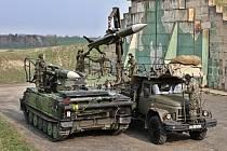 Třetí červnový týden bude pro příslušníky 25. protiletadlového raketového pluku ze Strakonic ve znamení bojových střeleb.