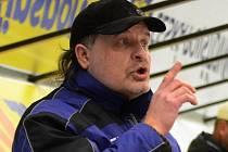 Asistent trenéra Pavel Zeman.