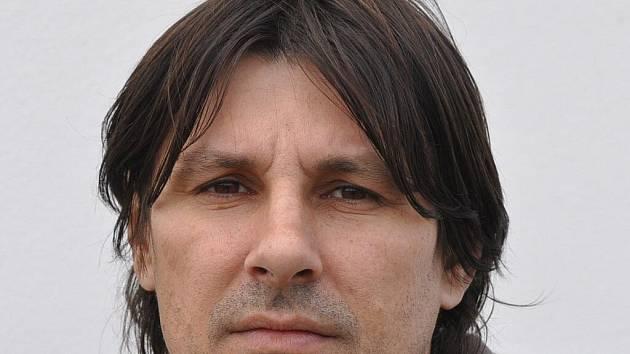 Trenér Jiří Kříž