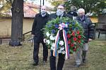 Oslavy 102. výročí republiky ve Strakonicích.