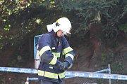 Volyňský Fireman prověřil hasiče.