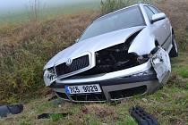 Nehoda u Nebřehovic