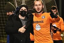 Fotbalisté Katovic se společně sešli naposledy 18. prosince.