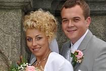 Své ano si v pátek 11. listopadu ve Volyni řekli novomanželé Lukáš a Vladimíra Petříkovi.