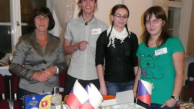 Studenti reprezentovali Českou republiku v Krakově.
