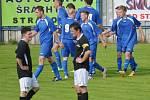 Chelčice vyhrály ve Volyni 2:0.