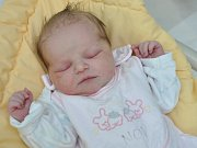 Anna Marie Kovandová, Strakonice, 27.6. 2017 ve 2.50 hodin, 3000g. Malá Anna Marie je prvorozená.