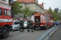V základní škole ve Volyni hořelo. Naštěstí jen cvičně.