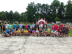 Letošního ročníku se zúčastnilo 65 sportovců.