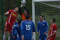 Osek vyhrál v Bavorovicích 1:0.