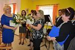 Slavnostního převzetí ceny se zúčastnili zástupci města Vodňany, sociální pracovníci a jejich klienti.