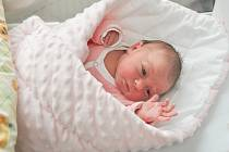 Eliška Havlová ze Střelských Hoštic. Eliška se narodila 29. 2. 2020 v 16.20 hodin a její porodní váha byla 3 300 gramů. Z miminka se radovali tatínek Michal a maminka Pavlína.