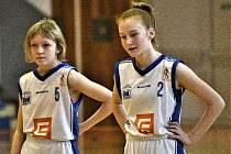 II. liga žen: Strakonice B - Bruntál 76:65.
