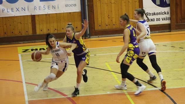 Basketbalisty BK Strakonice se na úvod sezony utkají doma se Slovankou.