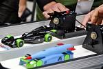 ST Racing Team v soutěži.