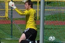 Třikrát lovil vodňanský brankář Zdeněk Liška v Dražicích míč z branky.