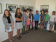 Gymnazisté začali školní rok v muzeu.