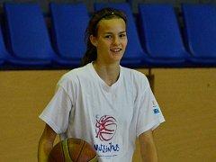 DOSPĚLÁ. Veronika Voráčková má dnes 18 let.
