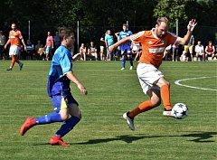 Fotbalisté Katovic porazili Nepomuk 6:2.
