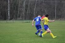 Fotbalová I.B třída: Prachatice B - Sousedovice 3:2.