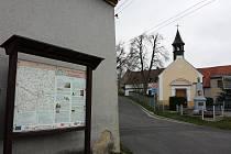 U pramene se postavila kaple, o které se dochoval pozoruhodný záznam.