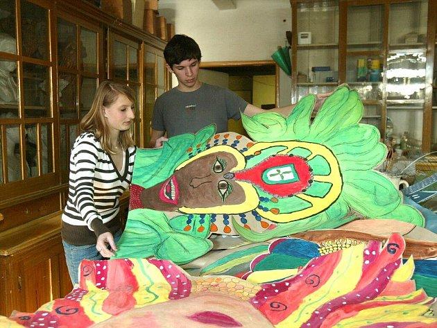 Základní škola Dukelská připravuje akci Den Jižní Ameriky.