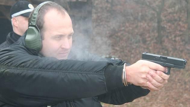Střelby v Sedlici.