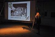 Večer plný inspirativních osobností proběhl v pátek 11. května v prostoru známém jako bývalá Mototechna ve Volyni, původně Minibergerova továrna.