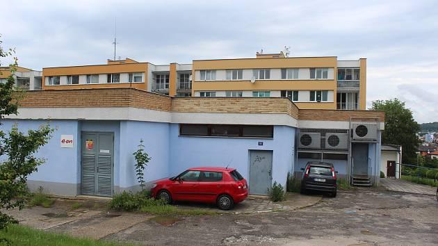 Strakonický výměník v Povážské 523.