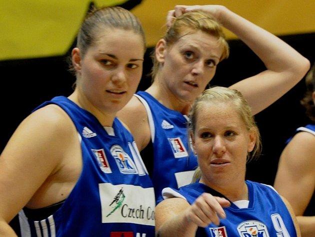 Basketbalistky Strakonic získaly v Českém poháru bronz.