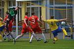 Osek porazil Písek B venku 3:0.