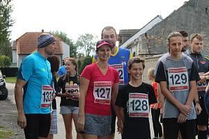 Vodňany - Osmý ročník běžeckých závodů ve Vodňanech.