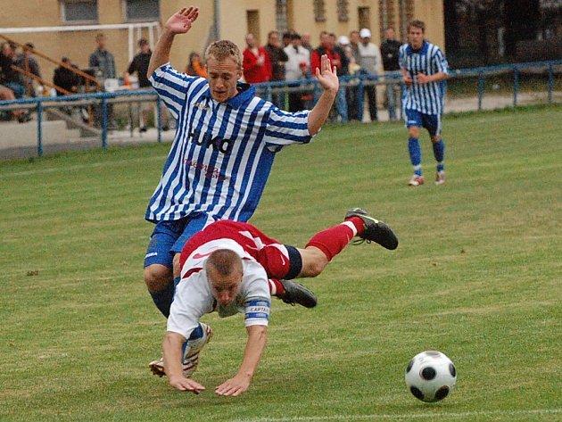 Divize: Strakonice poprvé v sezoně vyhrály, doma porazily Votice 3:1 (2:0).