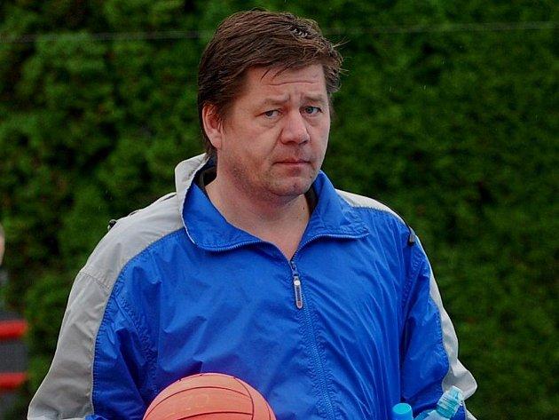Trenér Michal Brož