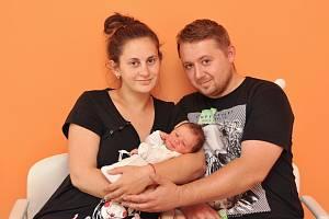Eliška Šubová ze Strakonic. Eliška se narodila 6. 6. 2019 v 9 hodin a 51 minut a její porodní váha byla 3100 gramů. Eliška je prvorozená.