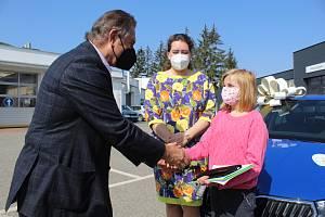Pomoc pro Terezku Kodýdkovou z Horažďovic.