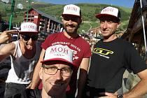 Strakoničtí bikeři absolvovali Pekelný závod ve Francii.