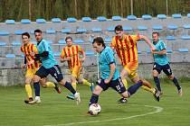 Fotbalistům Katovic se v přípravě daří.