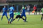 Fotbalový OP Strakonicka: Malenice - Bavorov 1:3.