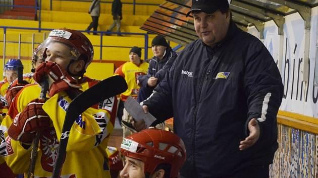 Radomyšl ve druhém semifinále podlehla David servisu doma 1:2.