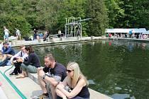 Ve Volyni se v sobotu 25. května konal Food Festival v duchu první republiky.