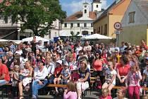 Jihočeská pouť Radomyšl 28. června