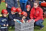 Na Křemelce ve Strakonicích se v sobotu 4. května uskutečnil již dvanáctý ročník soutěže kolektivů mladých hasičů Otavský Plamínek.