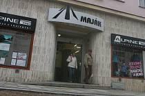 Obchodní dům Maják