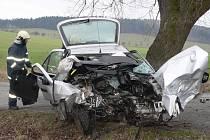 Nehoda mezi Katovicemi a Mnichovem.