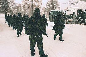 Strakonické vojáky čeká rok plný intenzivního výcviku.